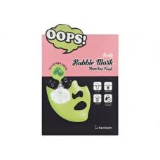 Маска пузырьковая для ухода за порами Soda Bubble Mask_PoreTox Fruit 18мл