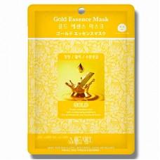 Маска тканевая для лица Золото Gold Essence Mask 23гр