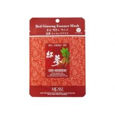 Тканевая маска MJ Care Red Ginseng Mas