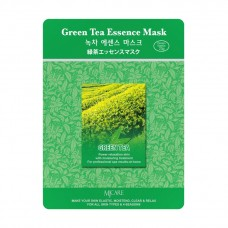 Тканевая маска Green tea Essence Mask
