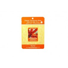 Маска тканевая для лица Облепиха Vitamin Tree Essence Mask 23гр