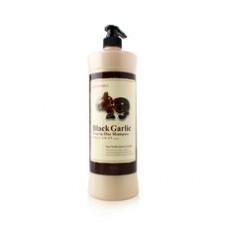 Шампунь для волос 2-в-1 с черным чесноком, 1500 мл, LUNARIS