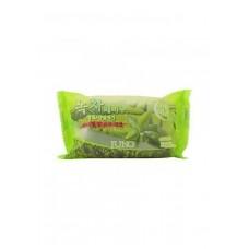 Мыло с отшелушивающим эффектом с зеленым чаем, 150 мл, Juno