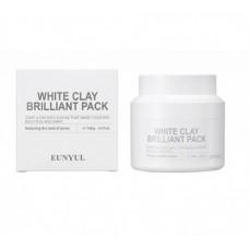 Очищающая маска для лица с белой глиной, 100 мл, Eunul