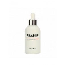 Обновляющая сыворотка с AHA и BHA кислотами для чистой кожи,EUNYUL