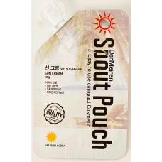 Солнцезащитный крем SPF50+/PA+++, 10г, DerMeiren
