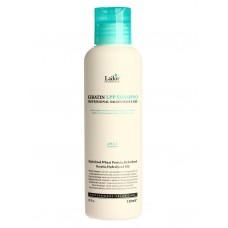 Безсульфатный профессиональный шампунь с кератином Keratin Lpp Shampoo