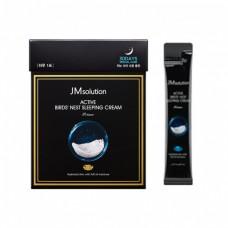 Омолаживающая ночная маска с ласточкиным гнездом JMsolution 4 мл