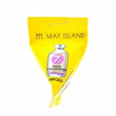 Ночная маска May Island 7 Days Highly Concentrated Collagen Ampoule