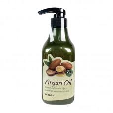 Шампунь-кондиционер с аргановым маслом FarmStay
