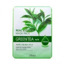 Тканевая маска с зеленым чаем, 25мл, JLuna