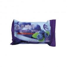 Мыло с отшелушивающим эффектом с черникой, 150 мл, Sangtumeori