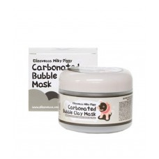 Глиняная кислородная маска глуб. очищ. Milky Piggy Carbonated Bubble Clay Mask Elizavecca 100гр.