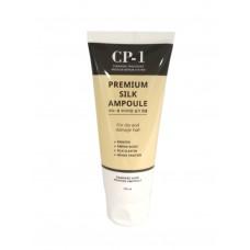 Несмываемая сыворотка д/волос с протеинами шелка CP-1 Premium Silk Ampoule, 150 мл
