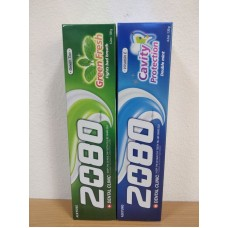 Зубная паста 2080 AEKYUNG Dental Clinic PRO, 125гр.[Состав: Clinic (синяя)]