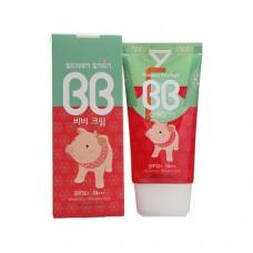 BB крем для лица УВЛАЖНЯЮЩИЙ Milky Piggy BB Cream SPF50, 50 мл
