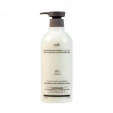 Увлажняющий бессиликоновый шампунь Moisture Balancing Shampoo La`Dor