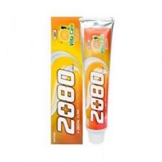 Зубная паста Витаминный уход KERASYS Dental Clinic 2080 Vita Care Coenzyme Q10 Tooth Paste 120g