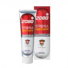 Зубная паста с Гингко Билоба 2080 антибактериальная