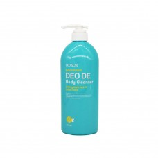 [Pedison] Гель для душа ЛИМОН/МЯТА Deo De Body Cleanser, 750 мл